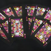Stained Glass Playing Cards By Collectable Playing Cards